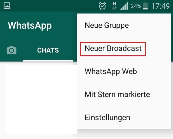 whatsapp tipps tricks anleitungen neugieriege blicke stoppen texte formatieren broadcast