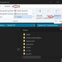 windows 10 kaestchen symbole icons ordner ausblenden entfernen