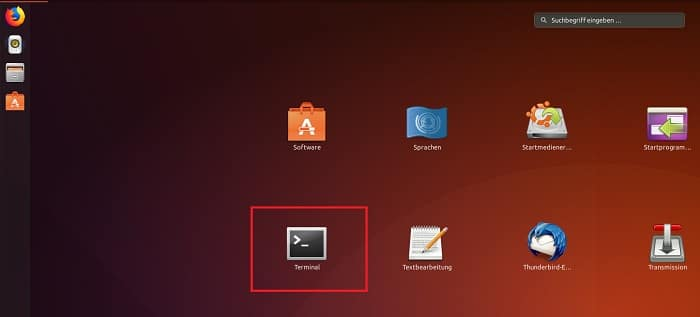 linux ubuntu wichtige terminal befehle tools apps programme