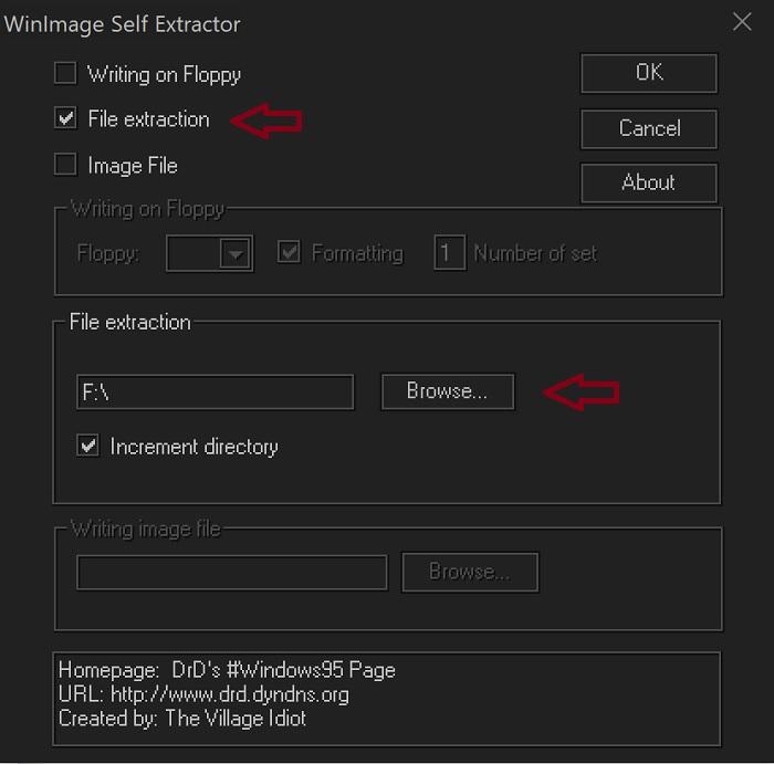 bios update dos bootimage anleitung tutorial uefi efi firmware upgrade aktualisieren