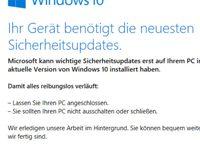 Windows 10 – Update-Assistent zwingt Nutzer zu Versions-Update