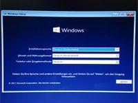 Windows 10 – Installation mit Datenschutz Einstellungen