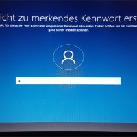 windows 10 installation datenschutz version 1709 Benutzerkonto
