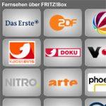 IP-TV - Fernsehen direkt über die FritzBox ohne Receiver