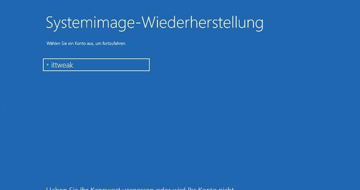 windows 10 anmelde-schleife login schleife anmeldung bug fehler loop