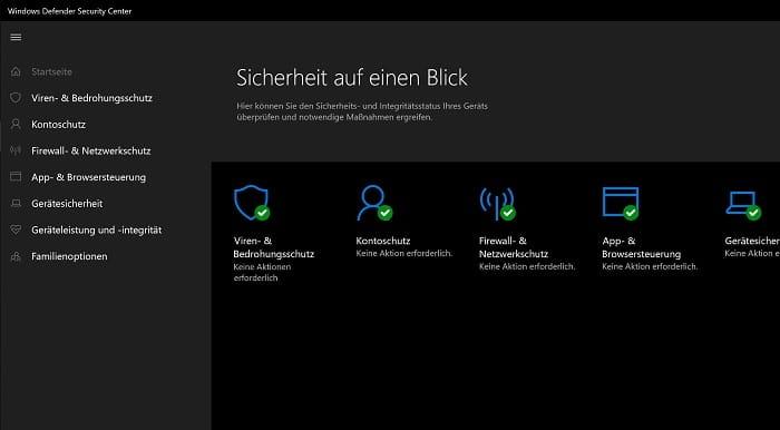 windows-sicherheit 10 defender symbol icon verstecken ausblenden hide