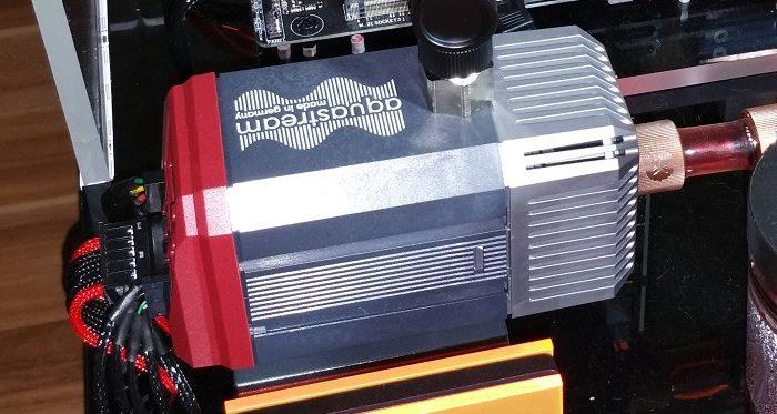 wasserkühlung pumpe eheim aqua hpps 12v entkopplung gummi
