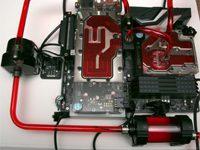 RedIce – Custom Casemod mit Ryzen 3700X und Wasserkühlung