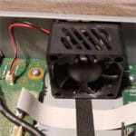 sony blue-ray player lüfter wechseln tauschen leise silent ventilator