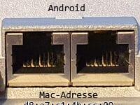 MAC-Adresse anzeigen – Windows, Android und iOS