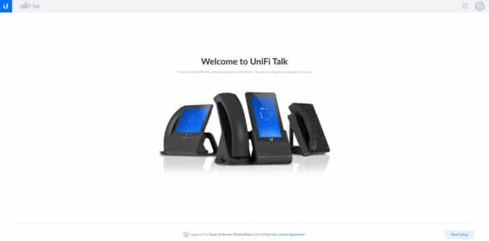 talk ubiquiti telefon telefonanlage
