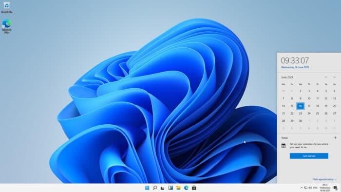 Windows 11 kalender