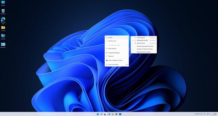 Windows 11 Insider 22000