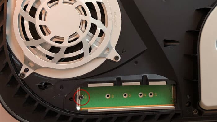 playstation 5 speicherplatz erweitern nvme ssd festplatte