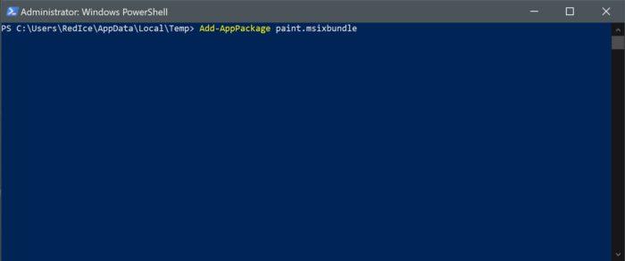 neue paint version windows 10 11 download insider microsoft store
